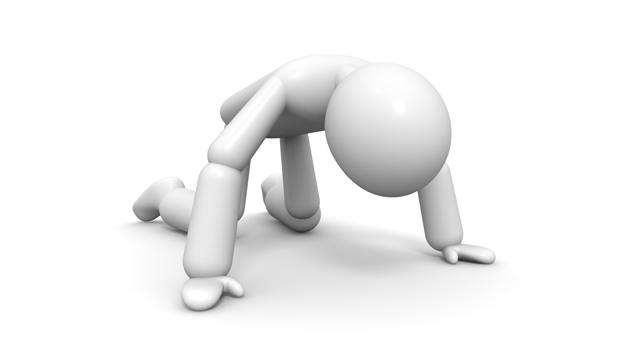 気力を失う|トボトボ歩く|大失敗|ピープルズ|クリップアート素材|ダウンロード 悔やむ|悲しむ|後悔/人物/行動/無料/パーソン/イメージ/人間/クリップアート - クリップアート / 写真 / イラスト / ピープルズ / 無料ダウンロード / 人物